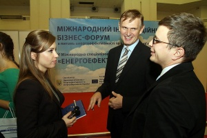 "Walter Tretton, Head of Operations Section ""Energy, Transport and Environment"" of the EU Delegation to Ukraine"