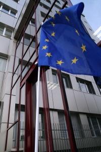 EU Delegation's new office, 101, vul. Volodymyrska, Kyiv