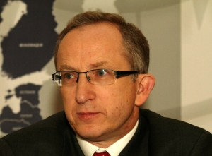 Jan Tombinski, the head of the EU Delegation to Ukraine