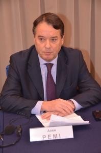 Alain Remy, French Ambassador to Ukraine