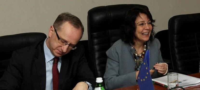 EU Commissioner Damanaki: «We need more scientific cooperation on Black Seaissues»