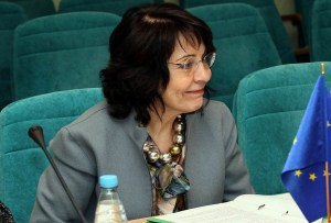 Maria Damanaki, the European Commissioner for Maritime Affairs and Fisheries