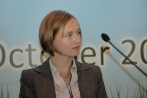 Agnieszka Schirru-Nowicka, Project Manager and Deputy Director of the Agency of Sustainable Energy Development of the EECU