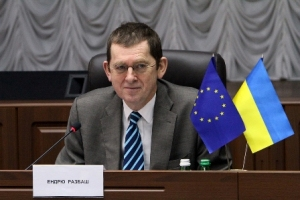 Andrew Rasbash, Head of Operations, Delegation of the European Union to Ukraine