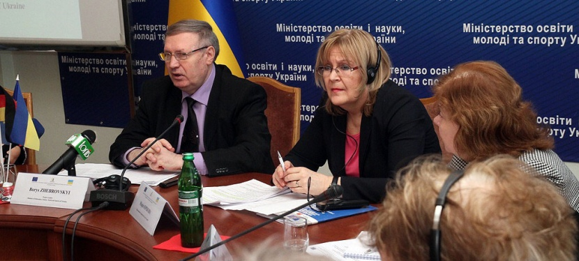 EU helps boost Ukraine's vocational education