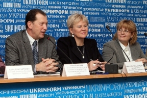 Sergey Polyuk, Sector Manager on Health and Welfare of the EU Delegation to Ukraine