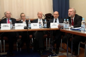 """Participants of the kick-off meeting of the project """"Support to criminal justice system reform in Ukraine"""", Kyiv, March 12, 2013"""