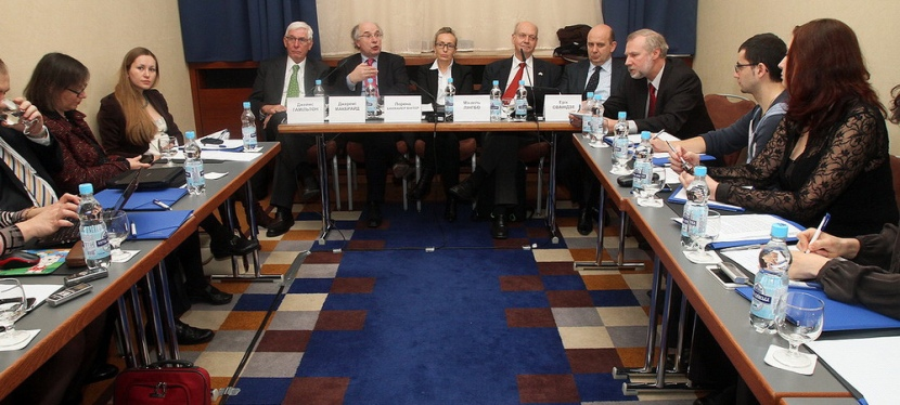 Council of Europe assists in reforming Ukrainian criminal justicesystem