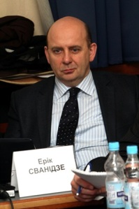 Eric Svanidze, former member of the European Committee for the Prevention of Torture and Inhuman or Degrading Treatment of Punishment in respect of Georgia
