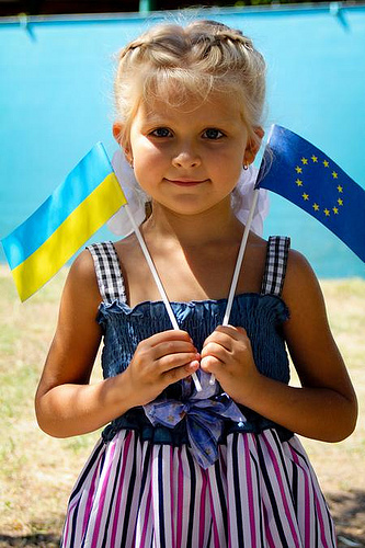 Poll: Most Ukrainians want greater EU role in their country