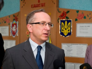 Jan Tombiński, head of the EU Delegation to Ukraine