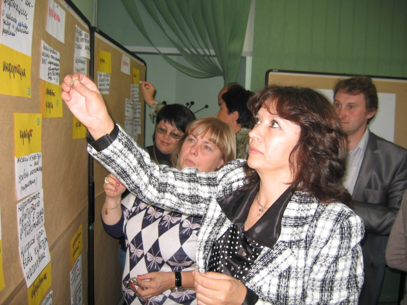 Raising funds for local initiatives: EU-UNDP project provides support in Crimea