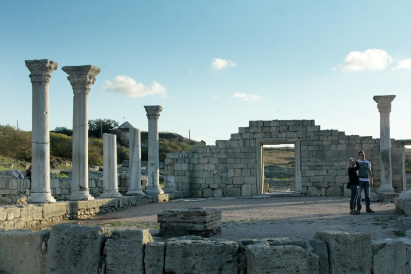 Chersonese added to UNESCO World Heritage List due to EU support