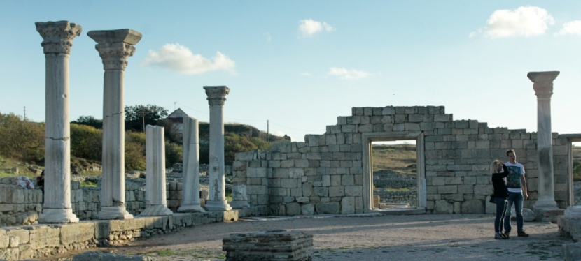 Chersonese added to UNESCO World Heritage List due to EUsupport