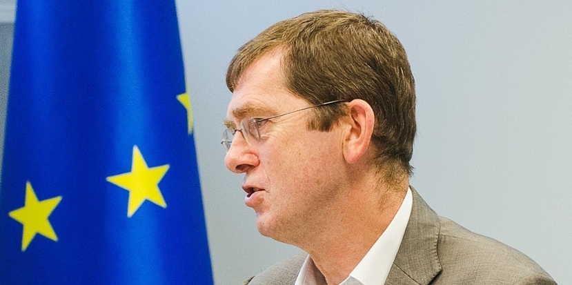 Rasbash: EU will commit €186 mln to Ukraine this year