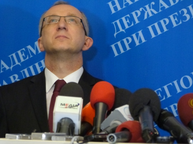 Ambassador, Head of the EU Delegation to Ukraine Jan Tombinski