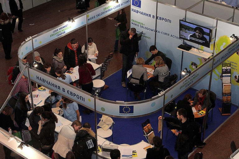 'Education Abroad Fair' in Kyiv, November 14-16