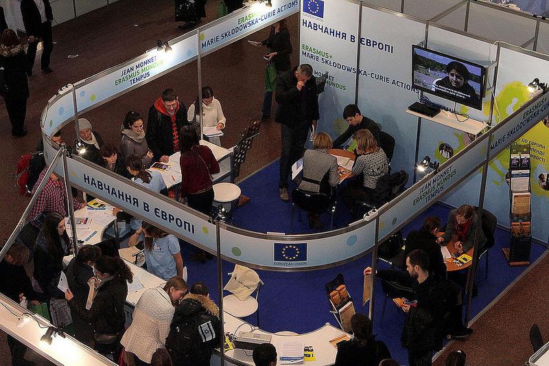 Erasmus+ to Grant Ukrainians Educational Opportunities in 150countries