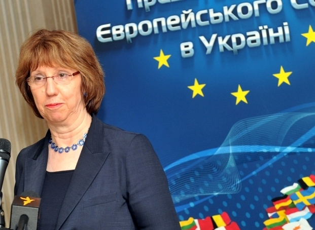 Remarks by Catherine Ashton at the end of her visit to Ukraine