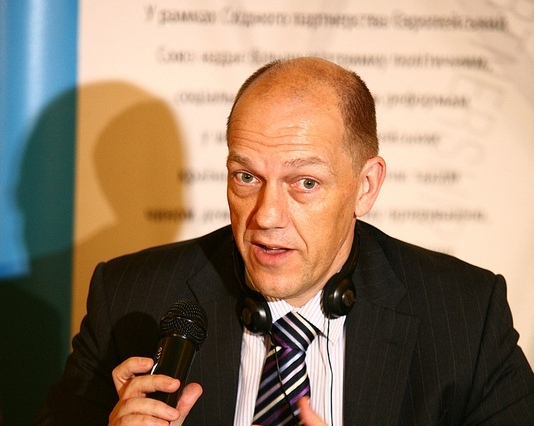 Burge: free trade with the EU would change Ukrainian economy (video of the lecture)