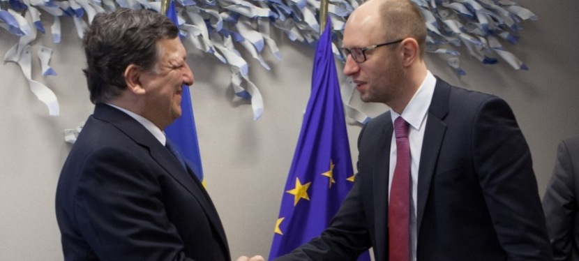 11 bln: European Commission agreed a package of support toUkraine