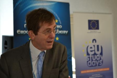 Andrew Rasbash, Head of Cooperation of the EU Delegation to Ukraine