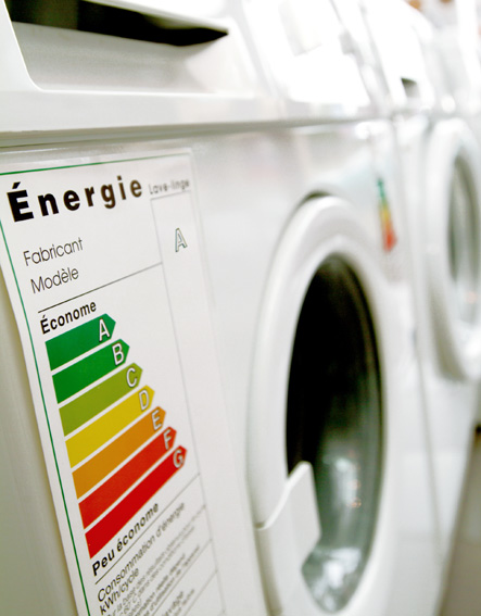 "Energy efficiency is motivated by a principle ""do the same with less"""