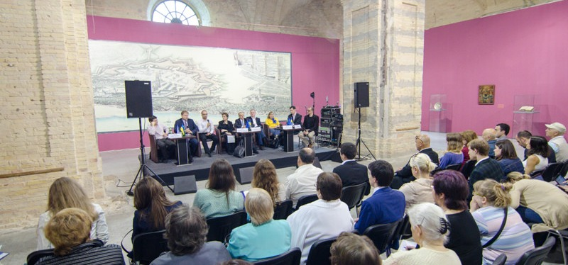 Idea of Europe Discussed in Kyiv at Europe Day