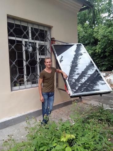 Maksym Babayev, Energy Assistant