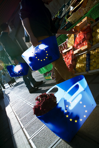 When will Ukrainian products fill the EU counters?