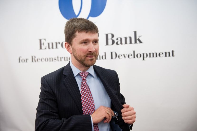 "EBRD official: ""we invest €1 billion to Ukraine every year"""