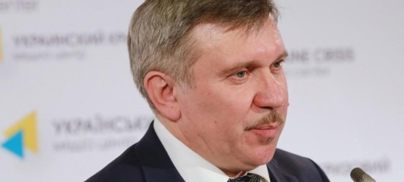 Expert: Ukraine reduced its gas importsthreefold