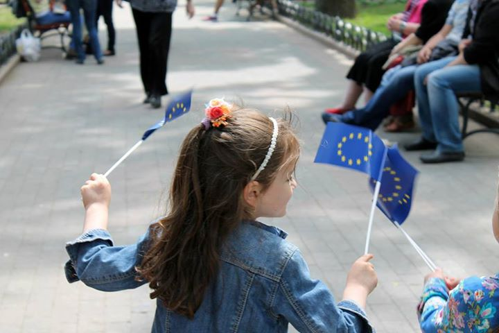 How Ukrainians celebrated Europe Days 2015 – photo report