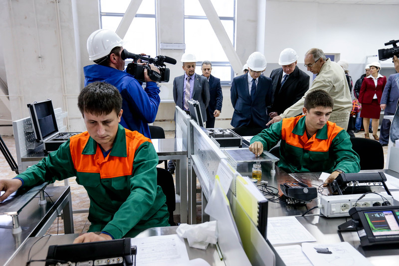 EU donates for training equipment to the Zaporizhia NPP – Photo report