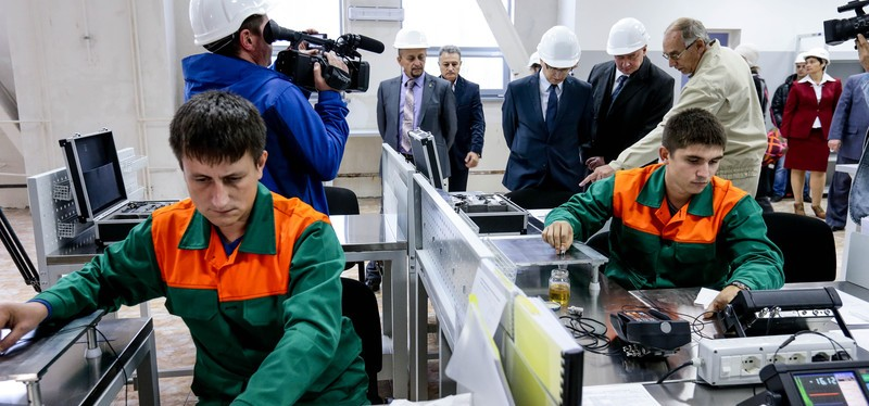 EU donates for training equipment to the Zaporizhia NPP – Photoreport