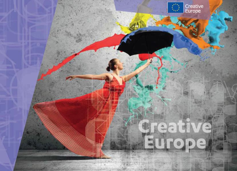 Ukraine joins Creative Europeprogramme