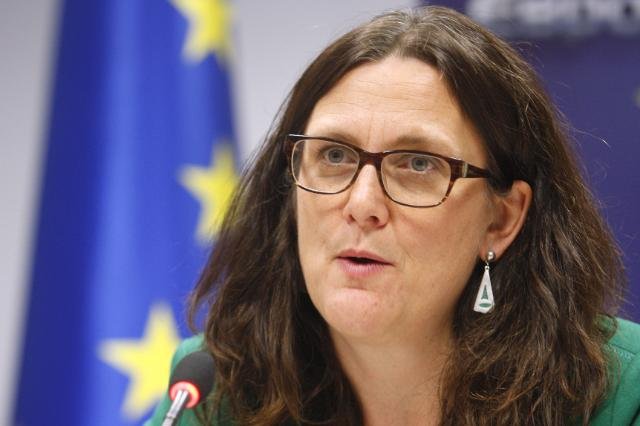 Commissioner Malmström: DCFTA is not a magic, it is possibilities