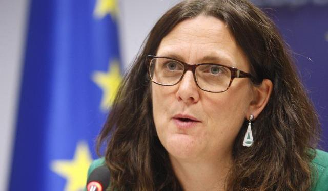 Commissioner Malmström: DCFTA is not a magic, it ispossibilities