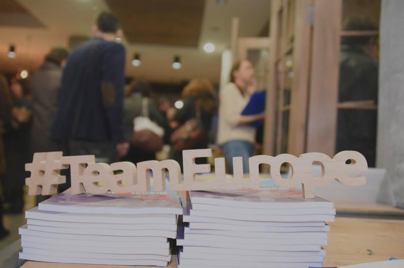 EU Delegation to present Team Europe initiative inOdesa
