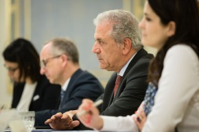 It's important that Ukraine remains committed to continuereforms