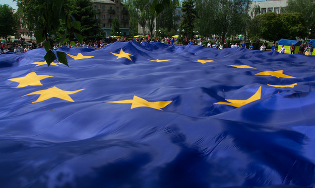 Europe Day in Ukraine: Creative, informative, and rich indialogue