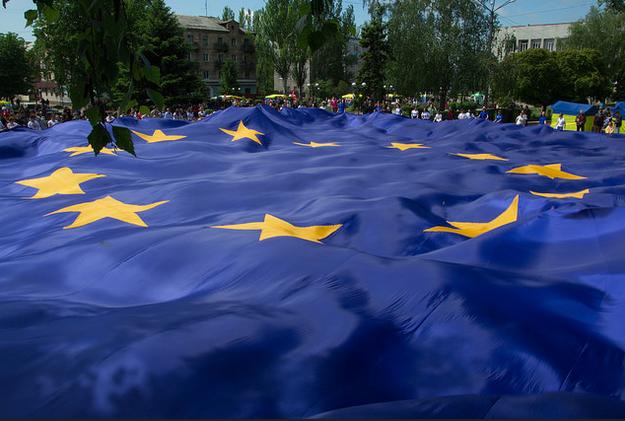 Покровське -прапор1