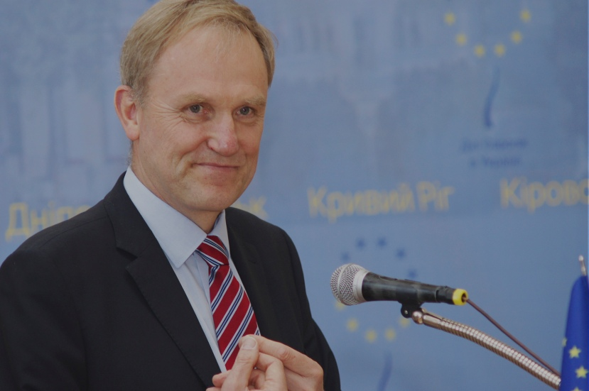 EU diplomat: Ukraine's public administration needs new talent