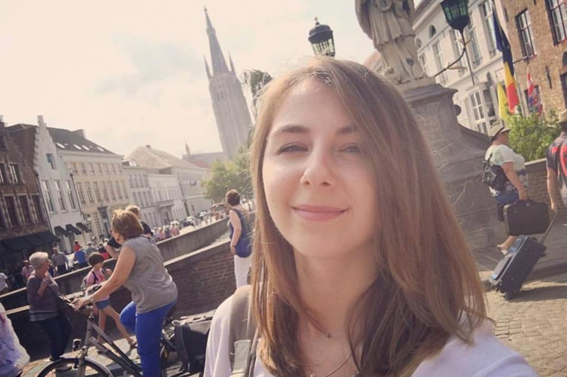 Ukrainian at the College of Europe: I am an ambassador of mycountry