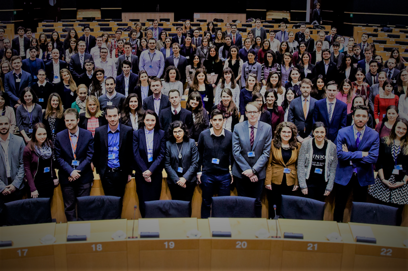How to be selected out of 25,000 people? Insight from a traineeship at the European Parliament