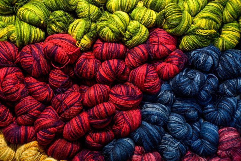 Yarn manufacturer Oleksandr Hnatush speaks about his business and the prospects of Ukrainian manufacturers in theEU