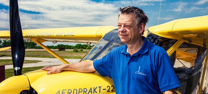 Aeroprakt Chief Designer: Ukrainian airplanes fly to the EU, Australia and even Chile