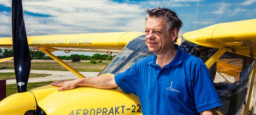 Aeroprakt Chief Designer: Ukrainian airplanes fly to the EU, Australia and evenChile