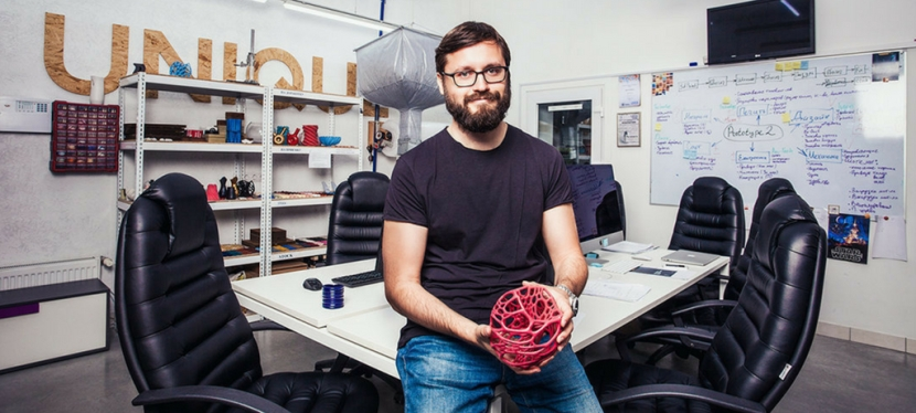 First Ukrainian 3D-printers will go to Poland and USA – co-founder of Kwambio