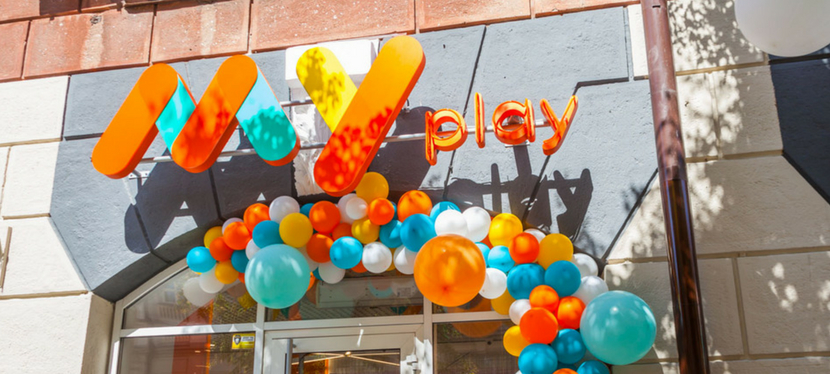 Ukraine's first play space MYplay opens in Dnipro